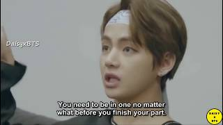 Download [ENG SUB] Taehyung Cried After An Argument With Jin | BTS Burn The Stage Ep 4 Video