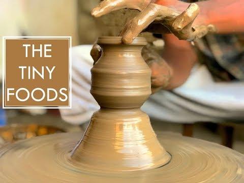 Tiny Pots Manufacturing | The Tiny Foods