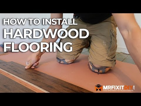 How to Install Hardwood Floors | A DIY Guide