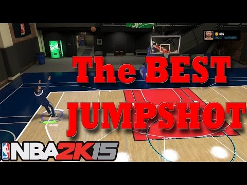 BEST JumpShot in NBA 2K15 - Amazing Results