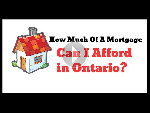 Mortgage Affordability Calculator For Ontario - Genworth Mortgage Calculator Review