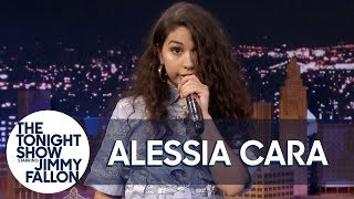 """Alessia Cara Sings """"Bad Guy"""" w/ 7 Different Impressions (One Song, Many Artists)"""