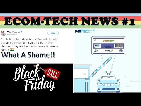 ETKTNEWS #1 Majak Banaya Dia, Black Friday Sale, What's Fastag, Bad News For Whatsapp Groups
