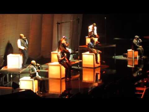 Naturally 7 - Fix You. (Live at the O2 Arena, Dublin. )