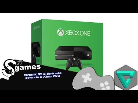 DirectX 12 si dará más  potencia a Xbox One