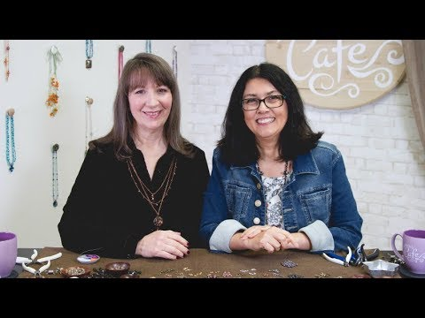 Artbeads Cafe - Where Do We Begin with Cynthia Kimura and Cheri Carlson