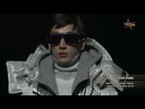 TOM FORD New York Fashion Week Men's Fall/Winter 2018