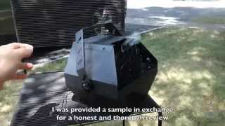 1byone High Output Automatic Bubble Machine Review
