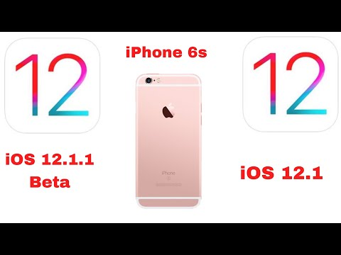 iOS 12.1.1 beta 1  vs iOS 12.1 Speed test  On iPhone 6s | iSuperTech