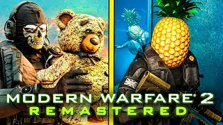 EVERY EASTER EGG in Modern Warfare 2 REMASTERED! (All Secrets & Cheats)