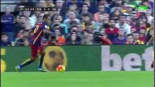 FC Barcelona vs Villareal CF 3-0 Full Highlights |08.11.2015|