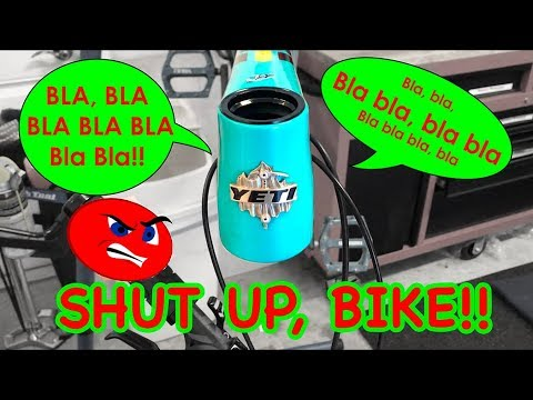 How to Make Your Carbon Bike Quiet