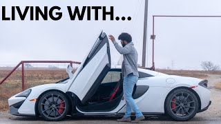 3 Days With A Supercar!! | 2019 McLaren 570S Spider Review | Forrest's Auto Reviews