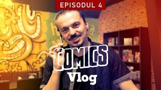 Download Comics VLOG #4 Video