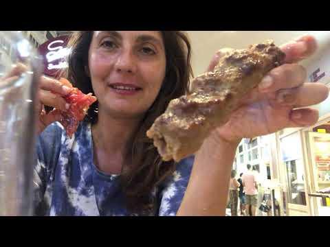 Xxx Mp4 Athens Greece Mukbang Tsetsi 39 S Greek Cuisine Dining Experience Eating Fried Zuccini Amp Kebab 3gp Sex
