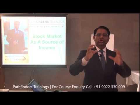 Stock Market Training By Yogeshwar Vashishtha