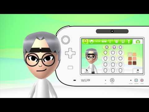 Mii Maker How to make Kabuto Yakushi (Naruto) Mii Free Tutorial Walkthrough Nintendo