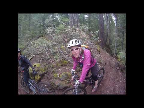Oregon MTB Part 1 (McKenzie River Trail)