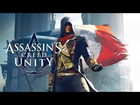 Assassin's Creed® Unity Walkthrough Part 1 PS4 1080P HD
