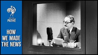 6 Amazing Narrators | British Pathé