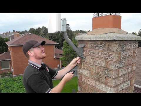 Skyview HDTV Antenna Installation