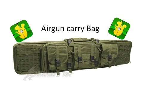 Molle Airgun Bag Review