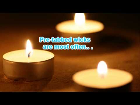 How to Select the Best Wicks for Your Candles