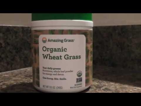 Best Wheat Grass Powder I have found (Helps remove heavy metals)