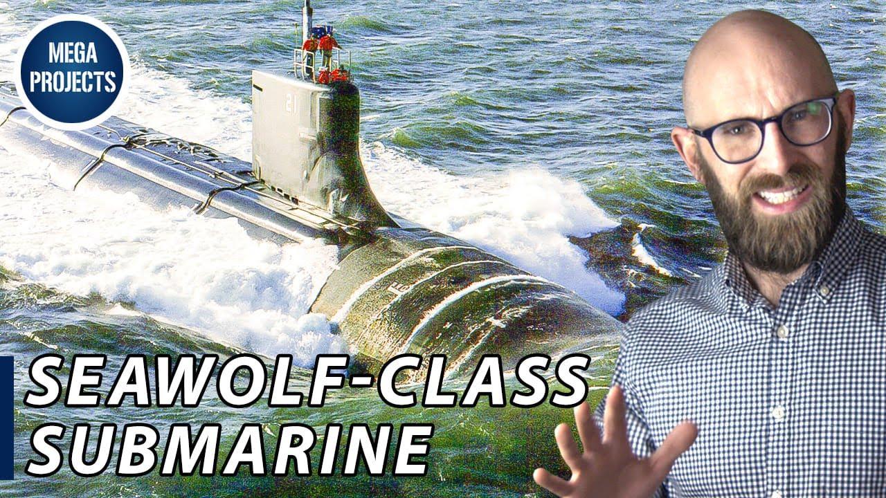 Seawolf Class Submarine: Hunting the Soviet Typhoon