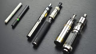 Comparing Different Types of Ecigs and Vapes
