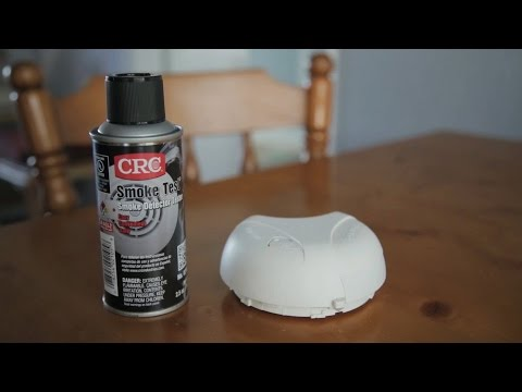 CRC Smoke Test - Smoke Detector Test Spray