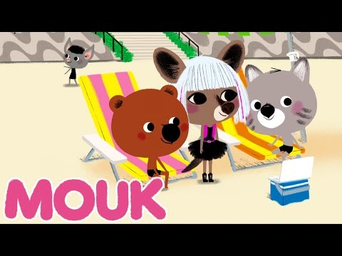 Mouk - Wallabies Samba (Brazil) | Cartoon for kids