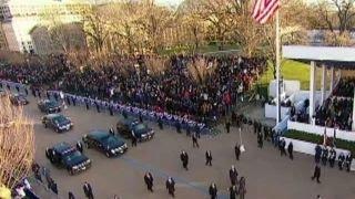 Secret Service makes final Inauguration Day preparations
