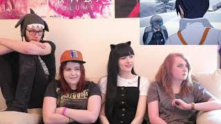 RWBY Volume 6 Chapter 1 Group Reaction: TEAM RWBY Back in