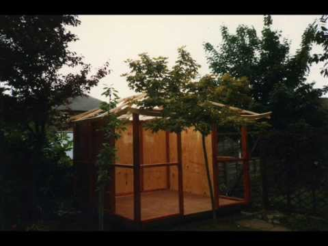 Japanese Tea house, how to build one.