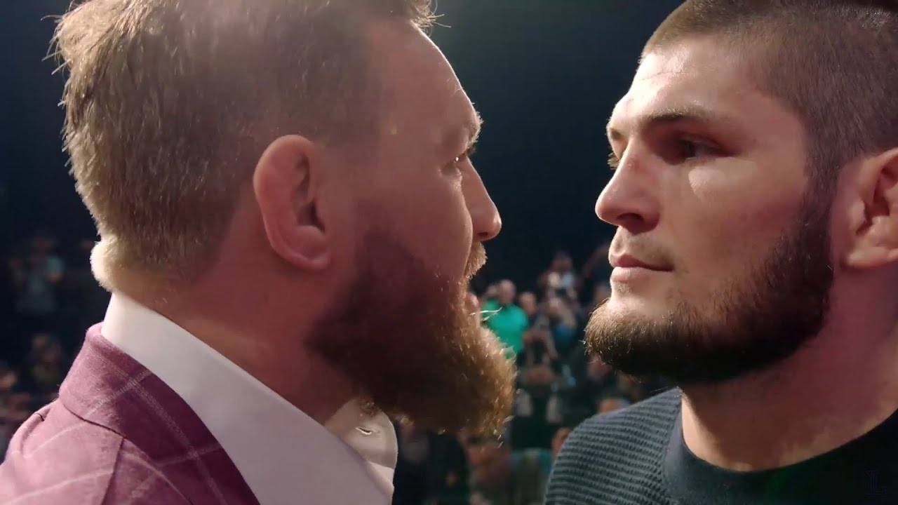 McGregor vs. Khabib | Best Moments