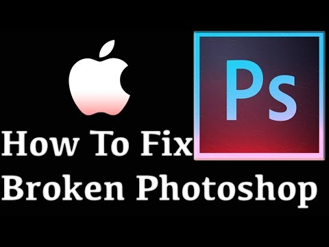 How to Reset Photoshop Preferences File on Mac, Easy Fix For Broken Photoshop