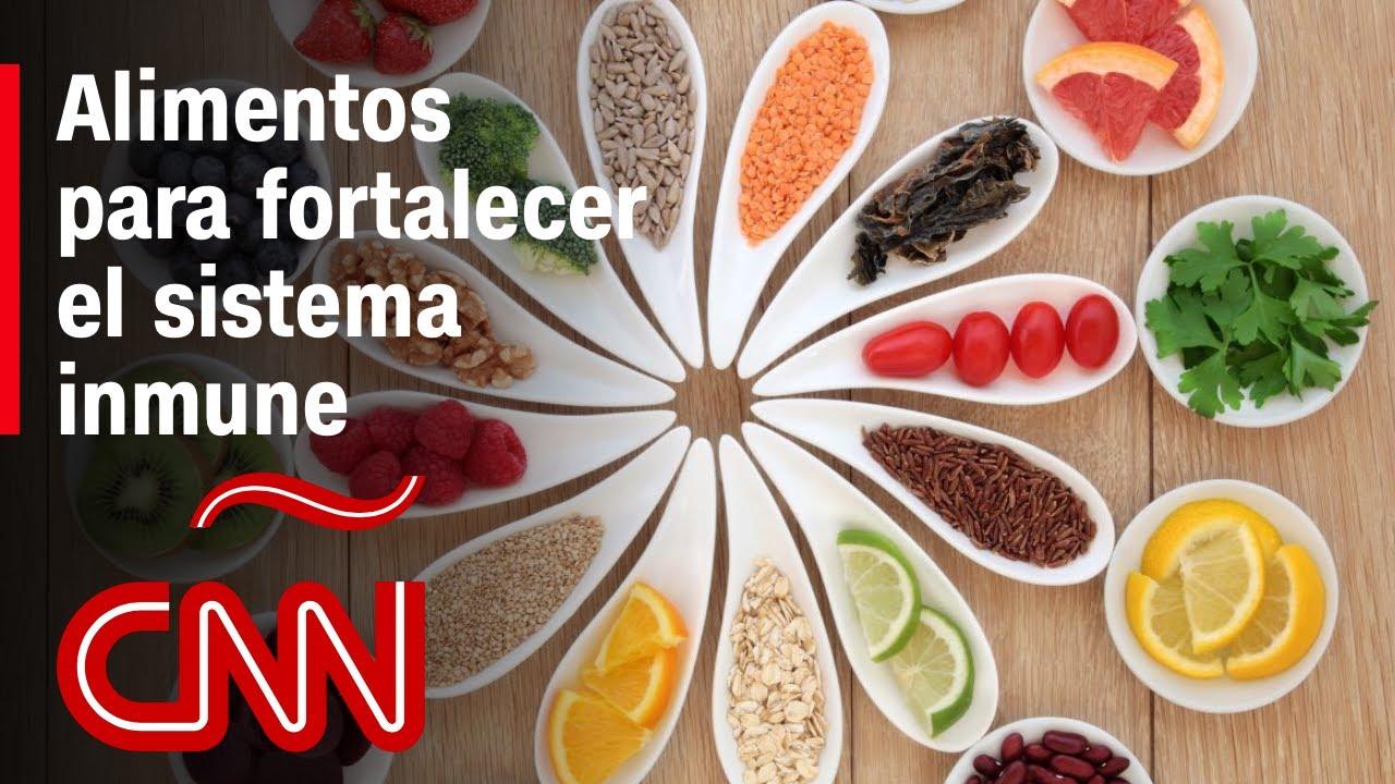 Estos alimentos nos ayudan a fortalecer el sistema inmune