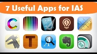 7 Useful Andriod Apps for IAS/ UPSC Preparations