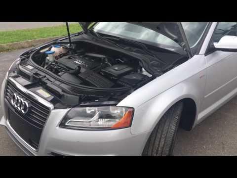 2012 Audi A3 2.0 Premium Pkg w/ 6 Speed MANUAL Transmission