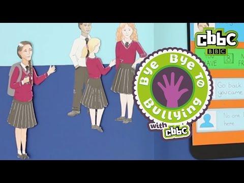 Nadiya's bullying story - CBBC Anti-Bullying Week