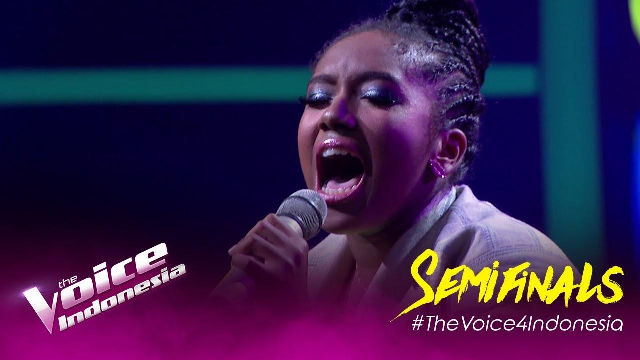 Bento (Iwan Fals) - Nikita | Semifinal | The Voice Indonesia GTV 2019