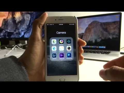 Top Camera Apps for iPhone 6, 6 Plus