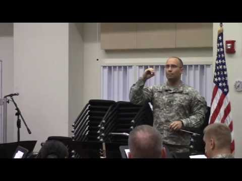 US Army Band Officer 2016 Audition