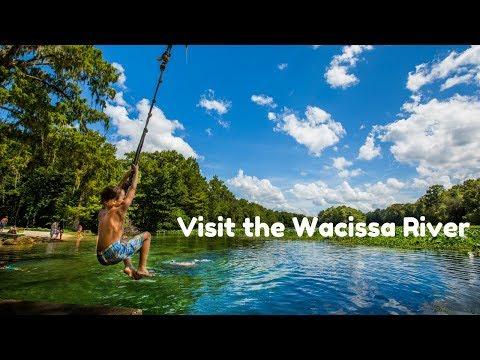 Florida Travel: How to Explore the Wacissa River, Jefferson County, Florida