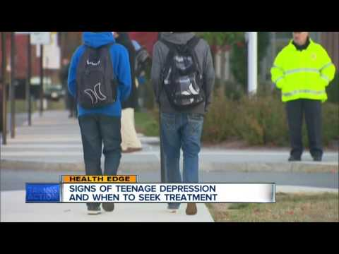 Signs of teenage depression and when to seek treatment