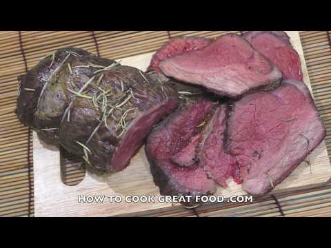 Easy How to Roast Beef Recipe