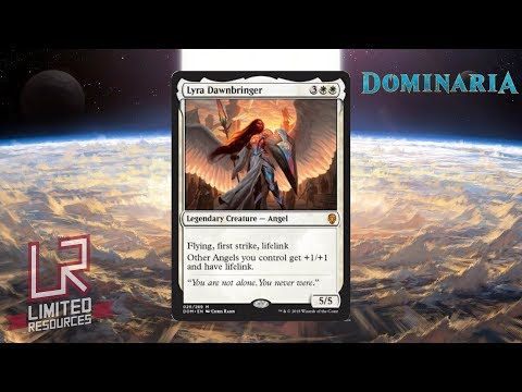Limited Resources 438 – Dominaria Set Review Rare and Mythic Rare
