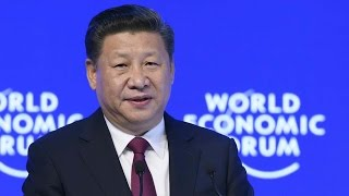 Davos 2017: President Xi offers China