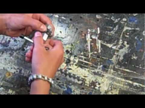 How to Make a Bike Chain Bracelet